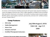 ~SUMMER CAMPS~ Registration for CTRA's summer camps