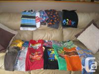 Summer Lot of Boys size 6(6x) Includes: 1 - 2piece pair