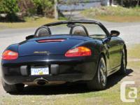 Make Porsche Year 1999 Colour Black kms 117000 Trans