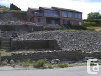 180 degree Okanagan Lake and Mountain watch House with