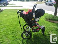 Baby Jogger, Car Seat and Car Seat Adapter We are