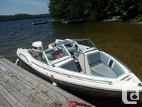 Sunray Express bowrider. Perfectly working 110 hp