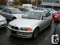 Make. BMW. Model. 323. Year. 2001. Colour. Grey. kms.
