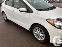 Make Kia Model Forte Year 2015 Colour White Trans