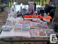 BUYER MUST PICK UP, 3 wii systems complete with all