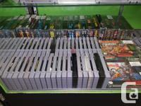 Come check out our big selection of snes games! *All
