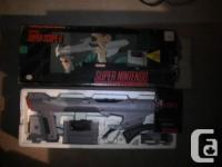 Marketing one SNES Super Nintendo Super Range 6 total