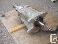 Super T-10 4 Speed Transmission 2.88 First gear ratio,