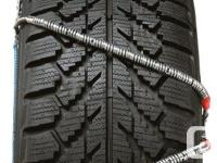 NEW - UNUSED Wrong size for me Cable Tire Chain for