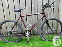 Dynatech Maximum All-terrain bicycle - A nice