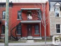 Condo La Petite-Patrie Montreal for sale 2 bedrooms -