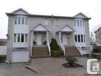 Maison Rivière-des-Prairies Montréal à vendre 3