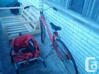 Used, A ladies road bike bike with cruiser bars to change the for sale  Ontario