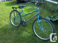 """Supercycle 1200 bike for sale. 26"""" wheels. 12 rate. 18"""""""
