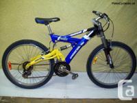 Supercycle - Hooligan - downhill - complete suspension
