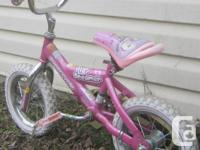 Supercycle - Li'l Dreamer with 12.5 inch tires This