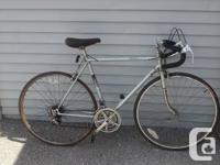 Hi Guys,  I am selling this bike as I want a mountain