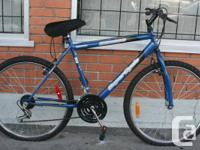 """Supercycle SC1800 18-Speed Men's Hill Bike - 20"""""""