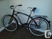 Supercycle Classic Cruiser Guys's Convenience Bike