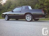 '87 SS with GMPP 350 long block crate engine, orig.