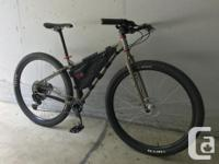 2016 Surly Orge, size medium Mint condition, heavily