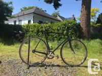 Selling my custom built Surly Steamroller fixed gear