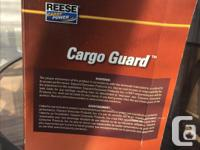 Reese cargo guard fits all SUV's. New. Easy to use hook