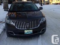 2011 Lincoln MKX - S.E. - Excellent condition - 90000km