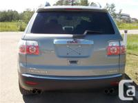 Make GMC Colour grey kms 130000 2008 Acadia SLE loaded