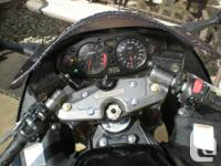SUZUKI 2007 GSX 1300R HAYABUSA 16,050 kms $6750 + GST
