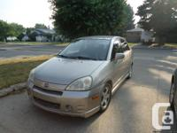 Suzuki Aerio 2004 Little over 150'000km Transmition-