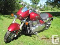 Make Suzuki kms 3500 1500cc Suzuki Boulevard. Like new