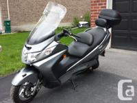 kms 21300 Fully automatic, highway rated scooter that