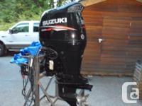 suzuki df115 2005 long shaft new rebuilt engine ,new