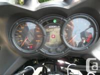 Make Suzuki 2007 Suzuki V-Strom DL 650 twin. Anti lock