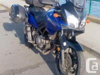 Make Suzuki Model V-Storm Year 2006 kms 41000 Recently