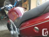 Make Suzuki Year 2002 kms 34000 SELLING AS WHOLE Great