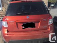 Make Suzuki Model SX4 Hatchback Year 2007 Colour