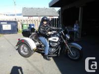 Make Suzuki kms 8200 This trike is a steal at this