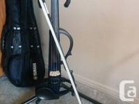 This is a superb peformance/practice violin. I acquired