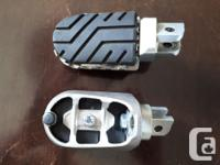 These came off a Suzuki V-Strom 650 but will also fit