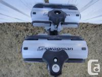 I am selling my Swagman XP2 Spare Tire Mounted Bike