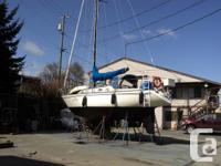 1979 35.6 Sailboat This vessel has been well