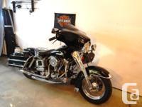 Make Harley Davidson Model Electra Glide Year 1977 kms