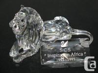 Swarovski Crystal Collection Swarovski Crystal all in