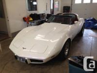 Make Chevrolet Design Corvette Year 1979 Colour Pearl