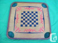 T. EATON CO. Vintage Novelty Combination Game Board