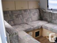 Nice clean interior and practical inside layout Very