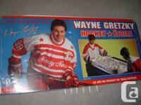 Table Top Hockey Games, in the original boxes - Wayne