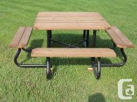 Selling new outing tables, Park as well as deck